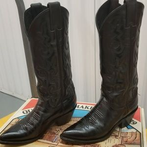 Justin London calf boot
